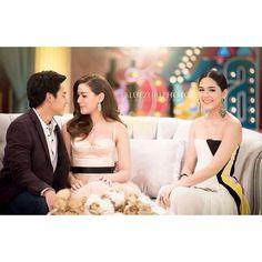ส่วนเกิน Mark Prin, Best Thai, Bridesmaid Dresses, Wedding Dresses, Celebrity Couples, Love Story, Actresses, Celebrities, Beautiful