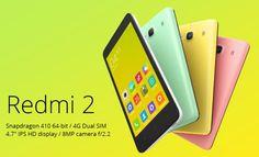 Harga Dan Spesifikasi Xiaomi Redmi 2 - GetGadget