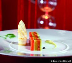 Tian Tous légumes, Seiche Grillée à la Plancha