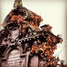 Greyfriars Cemetery, Perth by Nicole McKendry on Flickr.