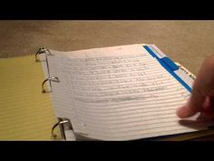 Inside a Writer's Notebook and Guest Post