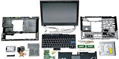 Dell laptop repair instructions
