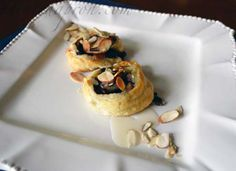 blueberry almond pastries thepaintedapron.com