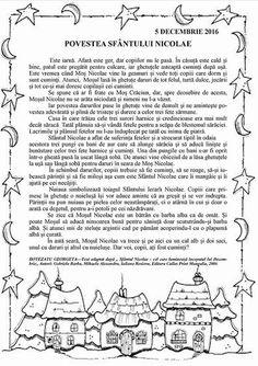 Limita cunoasterii esti TU!: Cărticică de Crăciun Functional Literacy, Life Skills Class, Simple Prints, School Lessons, Inspiration For Kids, After School, Student Work, Social Platform, Elementary Schools