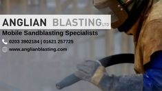 Anglian Blasting are mobile sandblasting specialists in Essex, Cambridge and London. Essex London, Removal Services, Cambridge, How To Remove