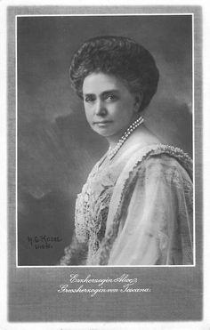 Alicia Maria of Parma (1849-1935)