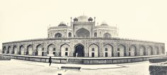 Humayun's Tomb, Delhi, India by Richard Kam