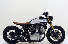 Yamaha Virago XV750 - Roastmoto