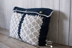 The Seafoam Tranquility Rectangle PIllow is part of a fun new textured collection for your home. Add a touch of elegance to any room with this quick to work up pillow. This pattern includes instructions to make your own pillow base also.