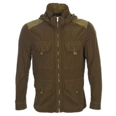 C.P. Company Forest Green Goggle Jacket at Aphrodite Clothing UK