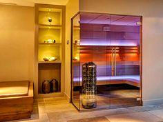 Head to the site above just press the bar for further details 3 person infrared sauna Infrared Sauna, Space Interiors, Steam Room, Space Architecture, Home Spa, Jacuzzi, Bathroom Medicine Cabinet, Interior Design, Saunas