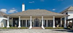 Inside a Classic New Orleans Estate with French Creole Style