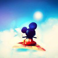 Mickey Adventure #iPadWallpaper