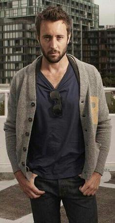 Alex O'Loughlin #Australia #celebrities #AlexOLoughlin Australian celebrity Alex O'Loughlin loves http://www.kangafashion.com