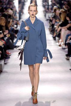 Christian Dior RTW Fall 2016 #PFW [Photo: Giovanni Giannoni]