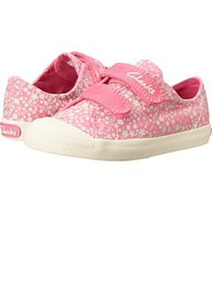 Clarks Kids at Zappos. Comfy cute Clark kids shoes for KK.