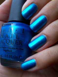 OPI Sea? I Told You | Flickr - Photo Sharing!