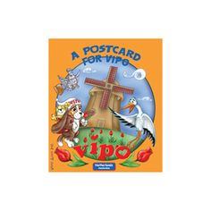 Booklet 8:  Postcard for VIPO