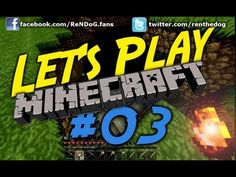 [Part 3] Let's Play Minecraft - Exploring, mining and caves! - http://www.thehowto.info/part-3-lets-play-minecraft-exploring-mining-and-caves/