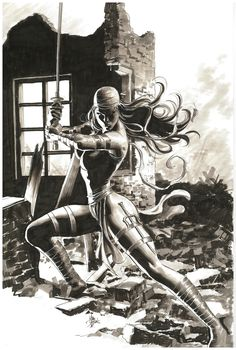 「mike deodato electra