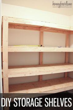 Diy Storage Shelves Diy Storage Shelves Room Storage Diy Diy