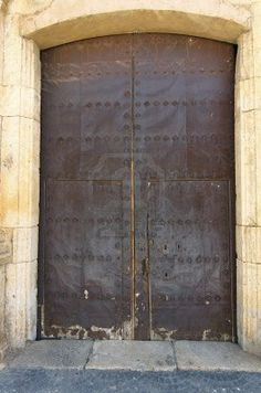 old station metal doors - Google Search