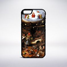 Hieronymus Bosch - The Last Judgment Phone Case                                                                                                                                                                                 Plus