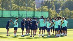 Training session 05/09/13
