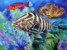 bahamian art - Eddie Minnis