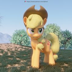 Applejack and the dead tree. My Little Pony Comic, My Little Pony Drawing, My Little Pony Pictures, Mlp My Little Pony, My Little Pony Friendship, Rainbow Dash, Applejack Mlp, My Little Pony Wallpaper, My Little Pony Birthday Party