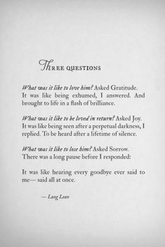 Ahhh, my heart hurts from this poem!