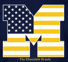 This letter M belongs into my state ~ Maine Michigan Gear, Colleges In Michigan, Michigan Go Blue, State Of Michigan, University Of Michigan, Michigan Wolverines Football, Michigan Athletics, Detroit Sports, College Football Teams