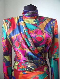 Emanuel Ungaro Parallele Paris Designer Long by DaintyRocker, $175.00