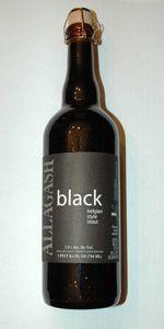 Allagash Black, Belgian Strong Dark Ale, Allagash Brewing Company, Portland, Maine 7.50%ABV