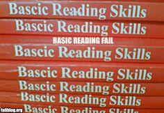 Basic skill fail