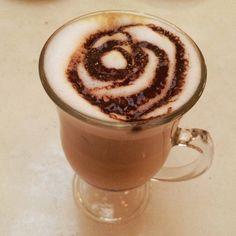 Café com Letras - Mocha