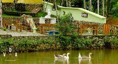 Fotografias de Ambientes - Espaço Zem / Pousada das Cachoeiras - Sítio Santa Cruz