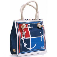Brighton Sailor Tote  to purchase call NCH Galleries at (951)734-5989