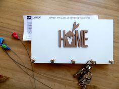 Porta Chaves Finn Home Mais