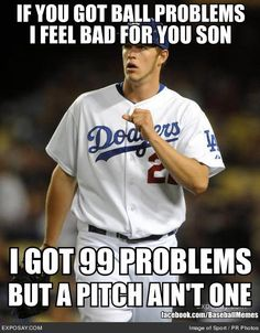 2011 Cy Young Winner Clayton Kershaw