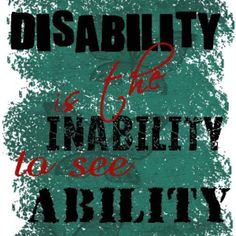 Prayers for the TRULY disabled and hope that the others will see what they TRULY ARE ABLE to do!!!!!!  God bless us EVERYONE!!!