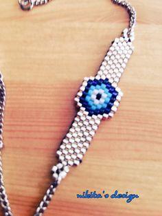 Handmade Bracelet Miyuki Bracelet Nikita's Dizayn