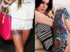 O que eles pensam sobre Local da Tatuagem – parte 2 | Just Lia