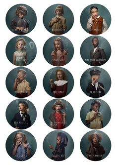 """Smoking Kids — The Beauty Of An Ugly Addiction""  - Frieke Janssens"
