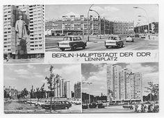 Berlin DDR 1972 Leninplatz