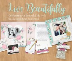 Welcome to my Blog: National Scrapbooking Month - May 2017