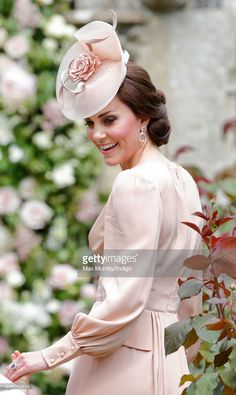 News Photo : Catherine, Duchess of Cambridge attends the...
