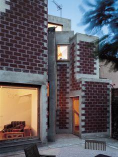 House in La Clota, Enric Miralles, Benedetta Tagliabue