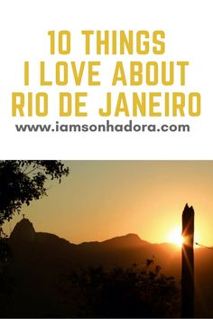 What to love about Rio de Janeiro? | Brazil | Trave South America