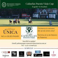 Copa Cañuelas Puesto Viejo 2017